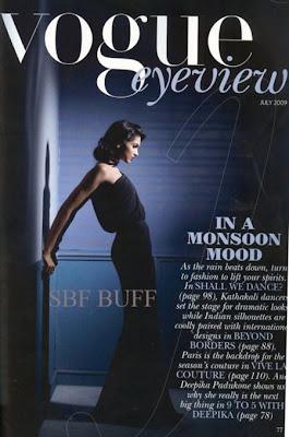 Deepika padukone Vogue33