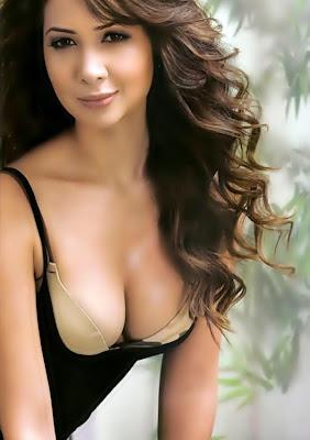 Kim Sharma boobs