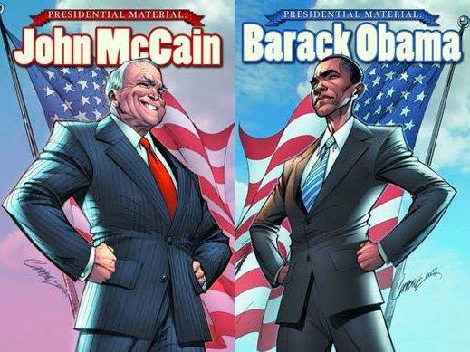 McCaim & Obama