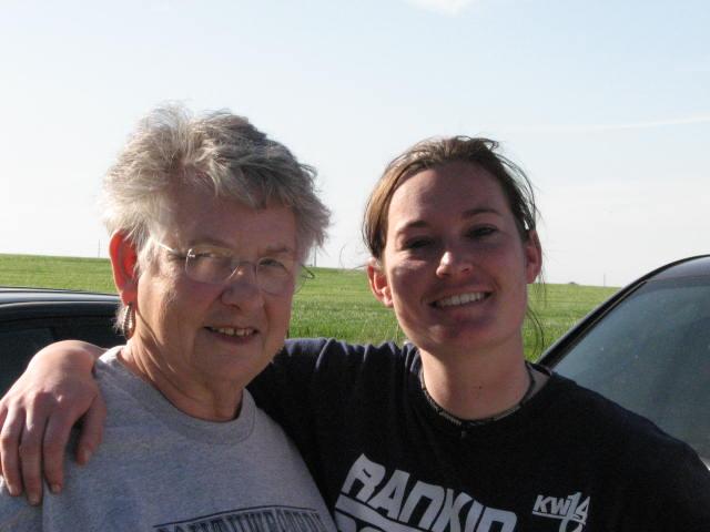 Nanny & Ashley 4-19-08