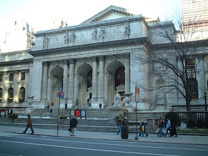 new york public library feb 2007