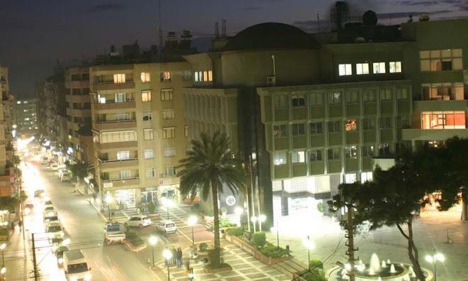 Nazilli Belediye Meydanı