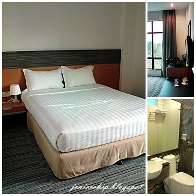 Flemington Hotel Taiping Room Rate