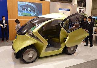 Rencana Pembuatan Mobil Listrik