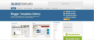 Artikel Kontes Seo Blogger Templates Colorizetemplates.com di copy paste