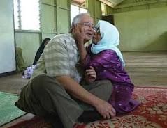 Najib Kiss Skandal