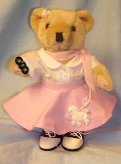 Sock Hop Bear