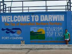Welcome to Darwin