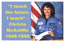 S. Christa McAuliffe   -   Teacher