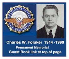 Guest Book  -  Charles Foraker