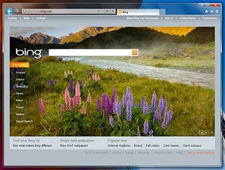 IE 9 Beta preview