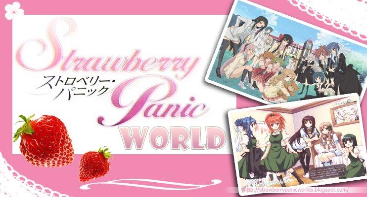 strawberry panic! world