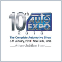 10th Auto Expo 2010 New Delhi