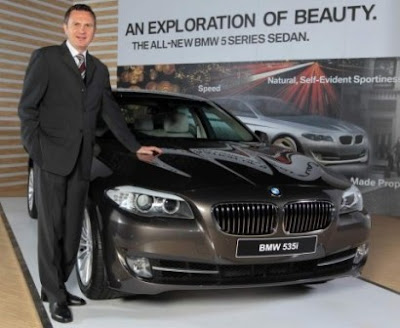 BMW 5 Series Car India