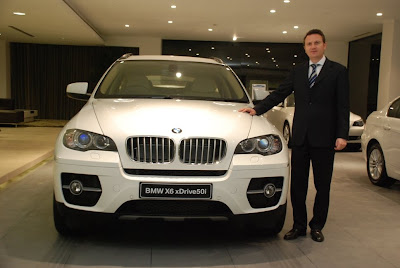 Motor Scooters Price on Bmw X6   First Sports Activity Coupe Launched In Jaipur