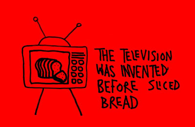 slice bread is older than  television