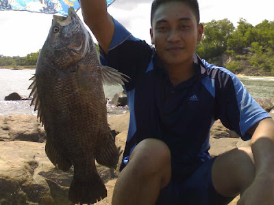 Fishing Adventurers Brunei Waters March