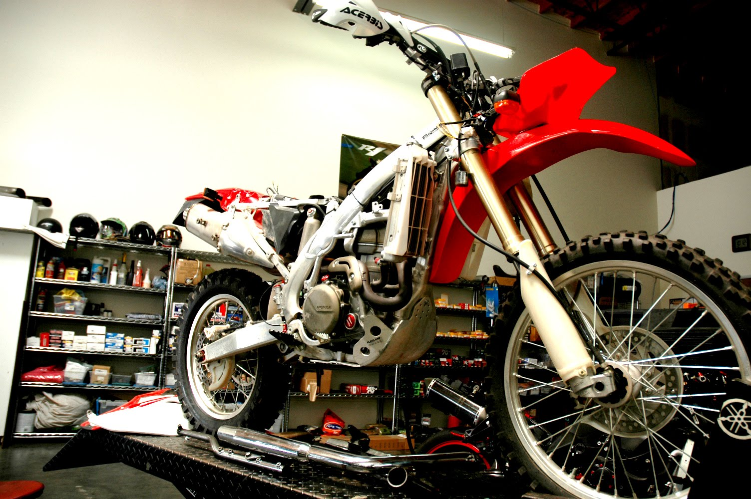 Garage33 Motorcycle Repair Riverside