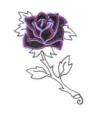 Tattoo Designs, Flower Tattoo, Rose Tattoo, Hawaiian Flower Tattoo