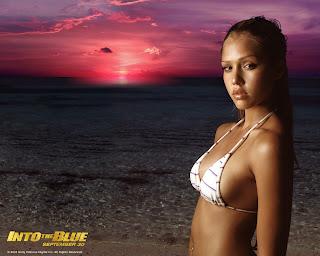 Bikini Wallpapers With Image Jesicca Alba Bikini Wallpaper Picture 2