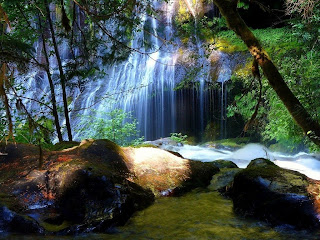 Free Desktop Wallpapers With Image Waterfall Landscape Wallpaper Picture 10