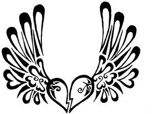 Heart Tattoos With Image Heart Tattoo Designs Especially Broken Heart Tattoos Picture 5