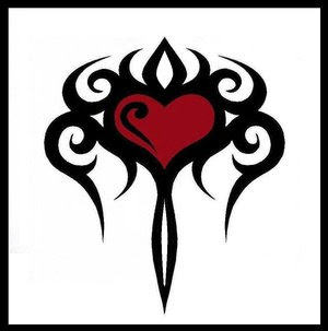 Heart Tattoos With Image Heart Tattoo Designs Especially Heart Tribal Tattoo Picture 9
