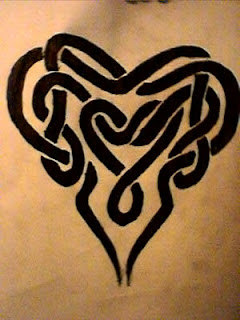 Heart Tattoos With Image Heart Tattoo Designs Especially Heart Celtic Tattoo Picture 6