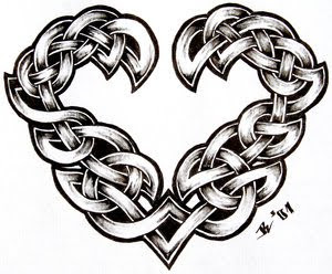 Heart Tattoos With Image Heart Tattoo Designs Especially Heart Celtic Tattoo Picture 1