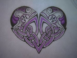 Heart Tattoos With Image Heart Tattoo Designs Especially Celtic Heart Tattoo Picture 9