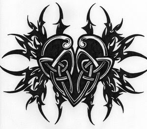 Heart Tattoos With Image Heart Tattoo Designs Especially Celtic Heart Tattoo Picture 7