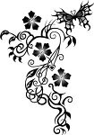 Amazing Flower Tattoo With Image Flower Tattoos Design Picture 6