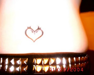Heart Tattoos With Image Female Tattoos With Heart Tattoo Designs For Lower Back Heart Tattoos Picture 6