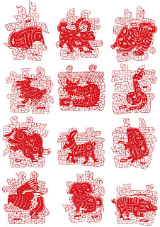 Chinese Zodiac Signs With Image Chinese Zodiac Symbols Picture 5