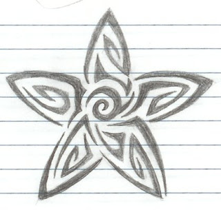Nice Star Tattoos With Image Tattoo Designs Especially Star Tribal Tattoo Picture 8