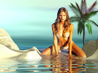 Bikini Wallpapers For Free Desktop Wallpaper With Image Celebrity Bikini Wallpaper Picture 2
