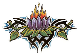 Amazing Flower Tattoos With Image Flower Tattoo Designs For Lower Back Lotus Tattoo Picture 10