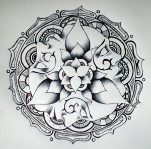 Amazing Flower Tattoos With Image Flower Tattoo Designs For Lotus Lower Back Tattoo Picture 9