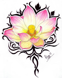 Amazing Flower Tattoos With Image Flower Tattoo Designs For Lotus Lower Back Tattoo Picture 1