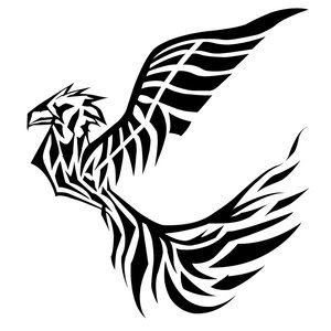 Japanese Tattoos With Image Japanese Tattoo Designs For Japanese Female Tattoo And Japanese Male Tattoo With Japanese Tribal Phoenix Tattoos Picture 9