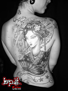 Japanese Tattoos With Image Japanese Geisha Tattoo Designs For Female Tattoo With Japanese Geisha Tattoo On The Back Body Picture 5