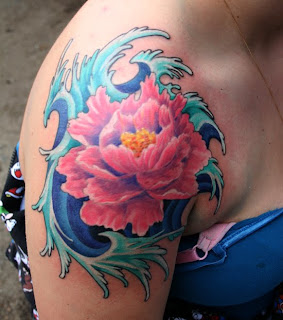 Japanese Tattoos With Image Japanese Tattoo Designs Especially Japanese Water Tattoo Picture 3