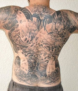 Japanese Tattoo Designs With Image Traditional Japanese Backpiece Tattoo Picture 7