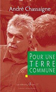 Pour une Terre Commune d'André Chassaigne