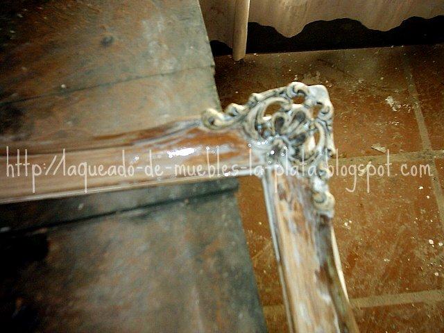 Reparar marcos antiguos duplicar molduras y terminaci n - Pasta para reparar madera ...