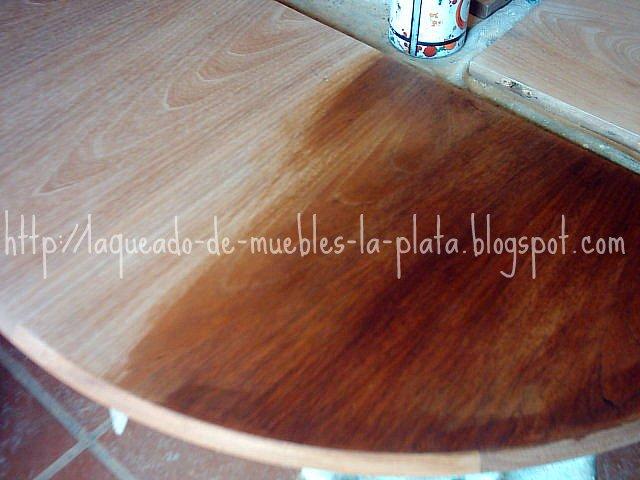 Como teñir un mueble de madera antes de barnizar o lustrar | Muebles ...