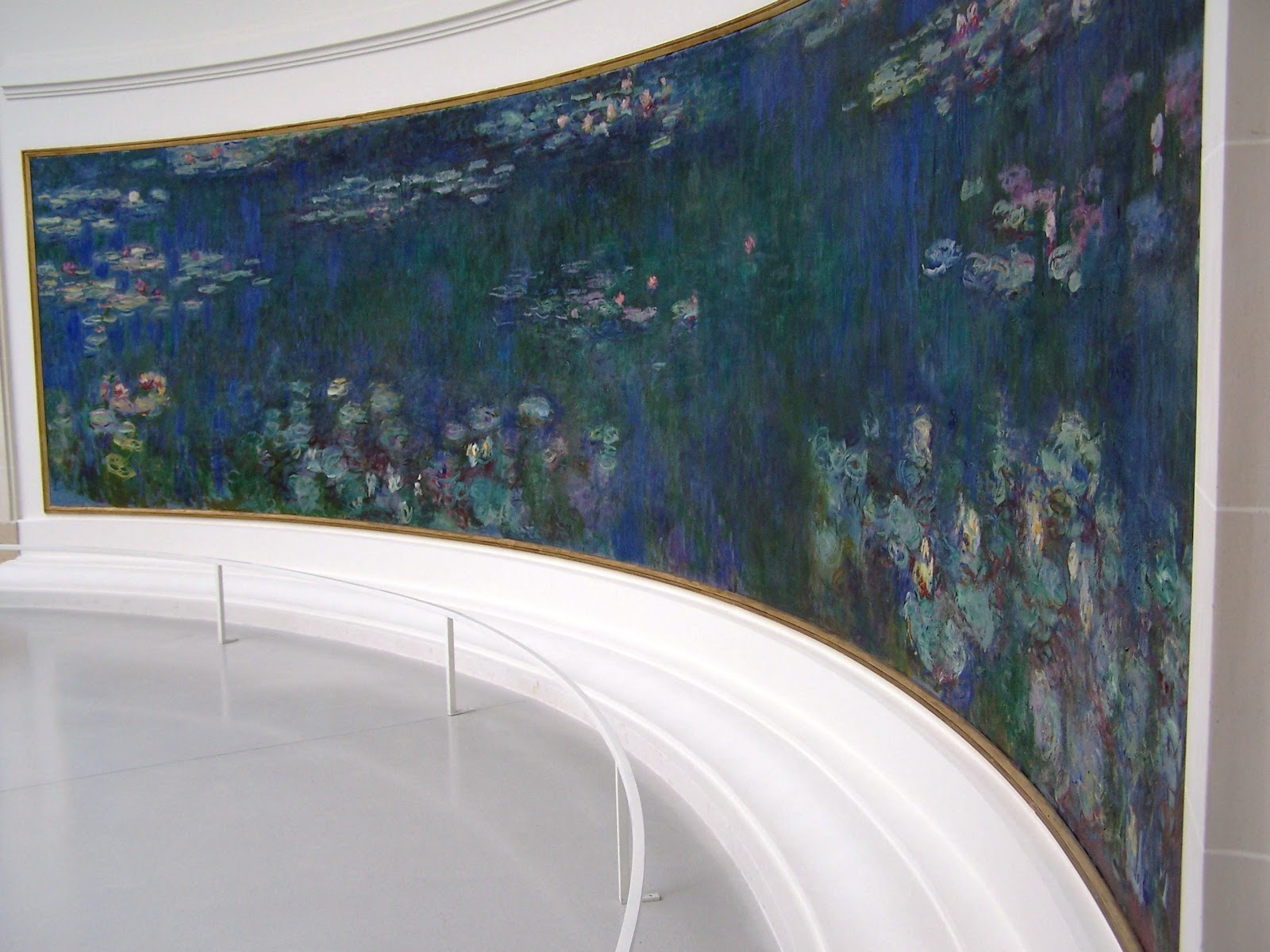 A great europe trip planner if you love monet don 39 t miss this museum p - Le bassin aux nympheas ...