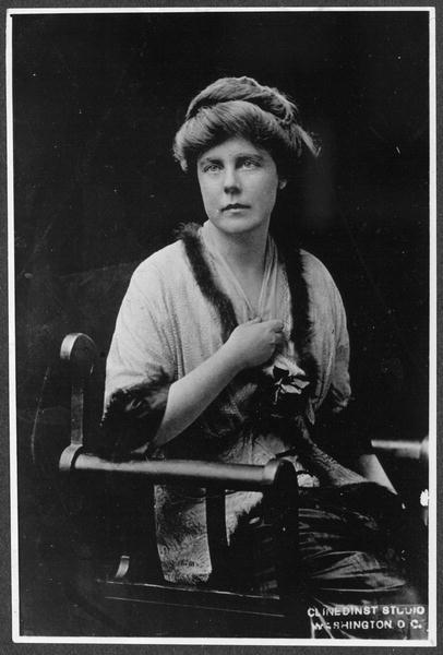 LUCY BURNS 1913