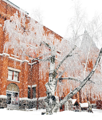 Ice Storm at the Orillia Opera House.