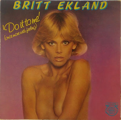 Britt Ekland's Private Party